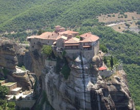 10Best: Impossible Monasteries . . .How did they BUILD that?!