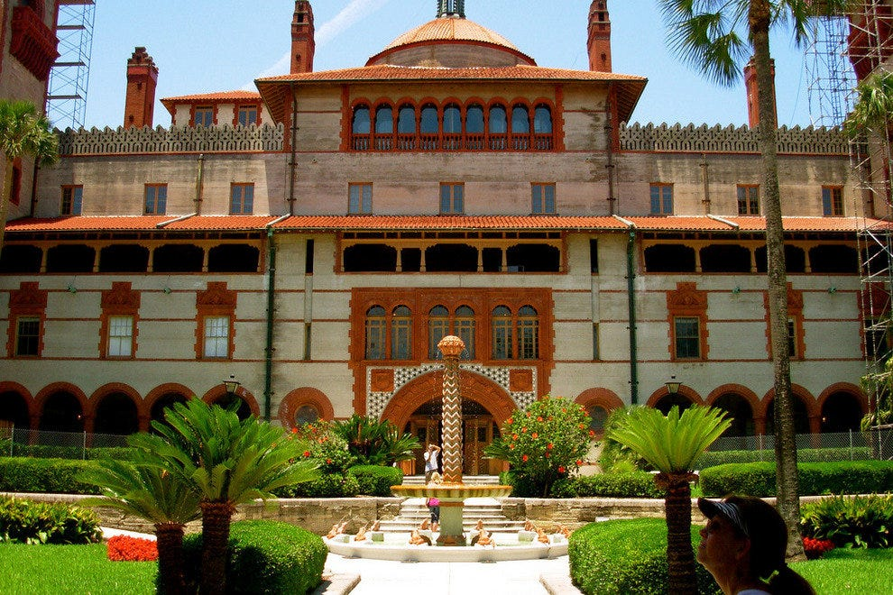 Flagler College Legacy Tours