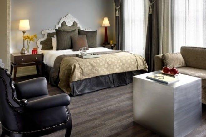 Luxury Hotels in Seattle