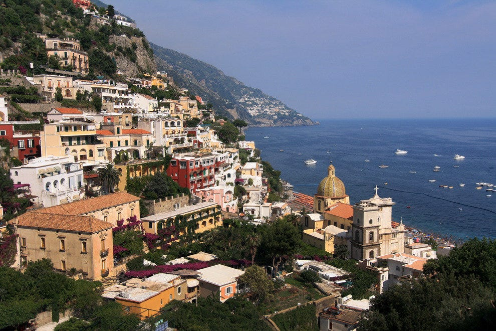 Positano: One of the Amalfi Coast's Most Romantic Towns