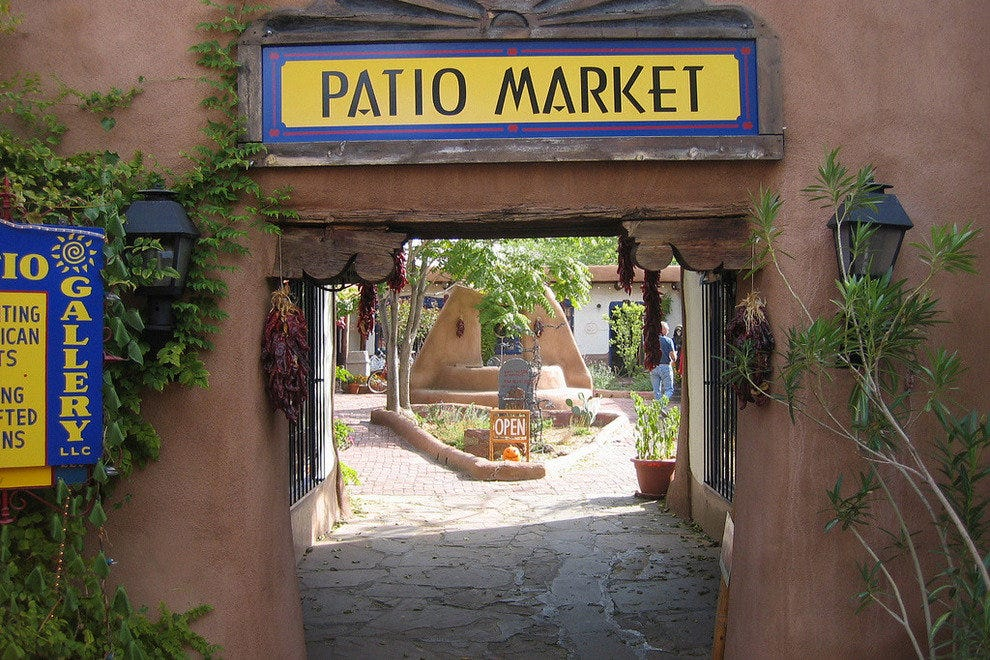 Old Town Shopping District Albuquerque Shopping Review