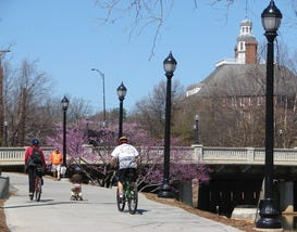 10Best Itinerary: Cycling Gorgeous Greenville, SC