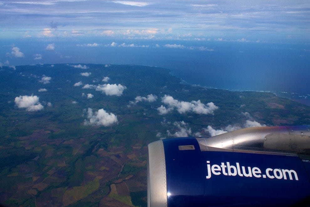 A new direct JetBlue air service now connects the Samaná Peninsula to New York City.