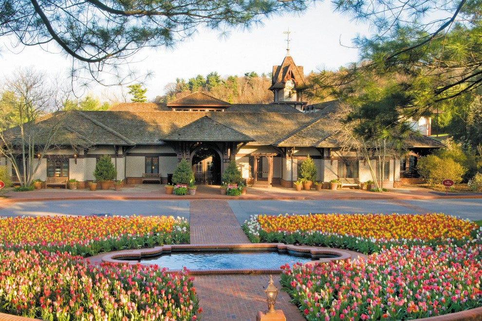 Biltmore Winery Tour Times