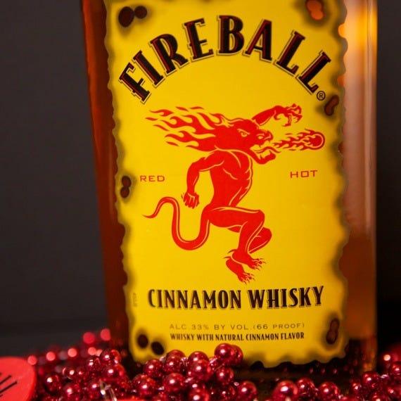 Fireball Whiskey Logo Photo credit: fireball whisky