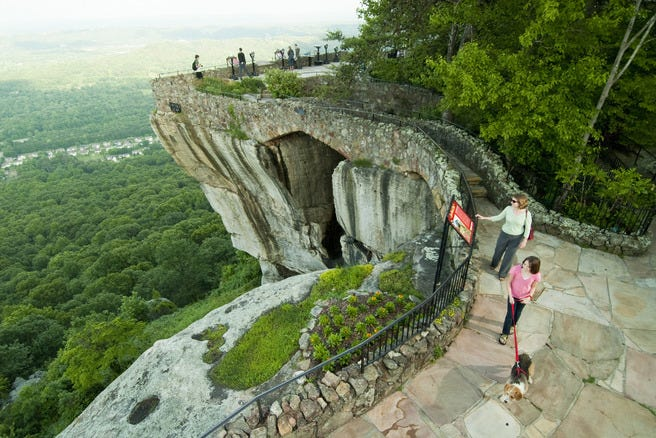 Things To Do In Chattanooga Tn Tennessee City Guide By