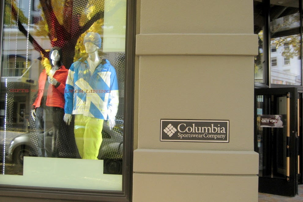 Women clothing stores Columbia clothes outlet store