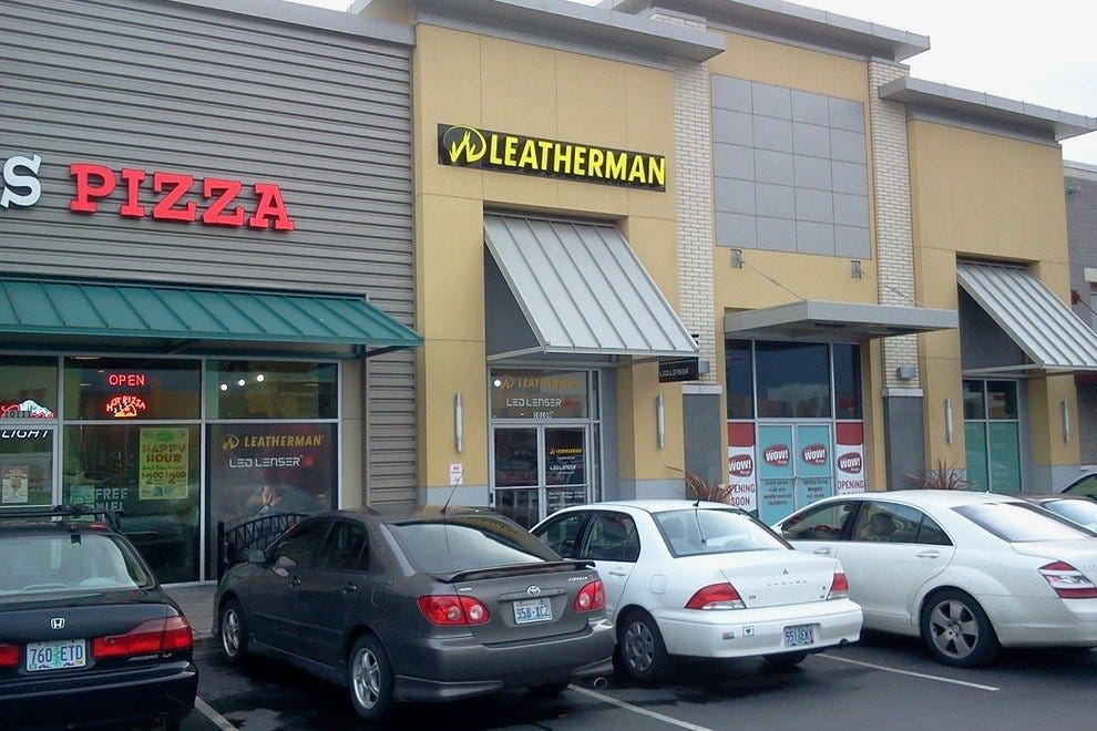 Leatherman Retail Store