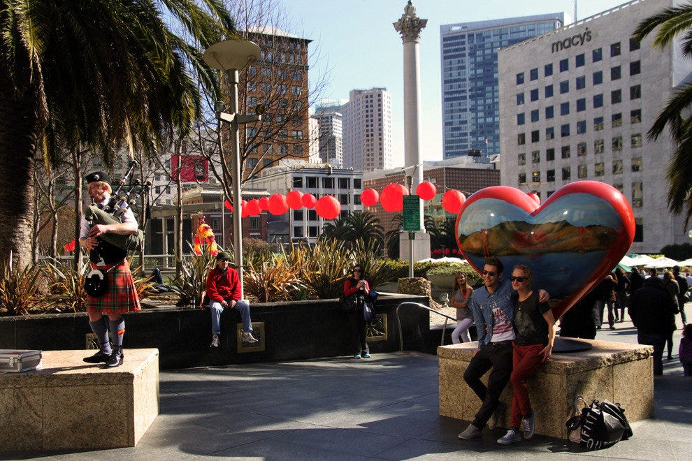 San Francisco's Union Square