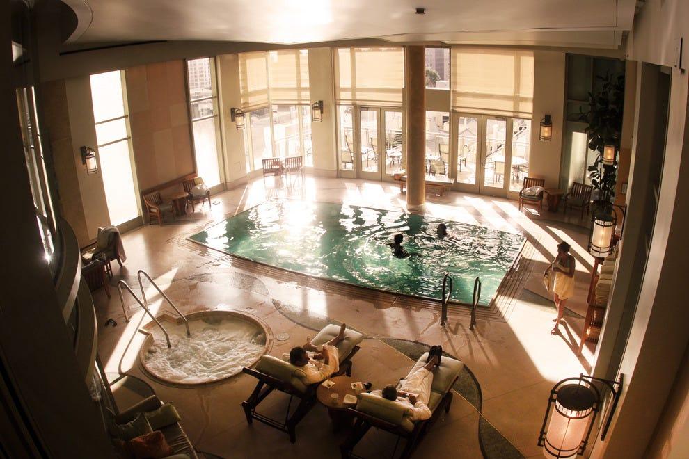Huntington Hotel Nob Hill Pool & Spa
