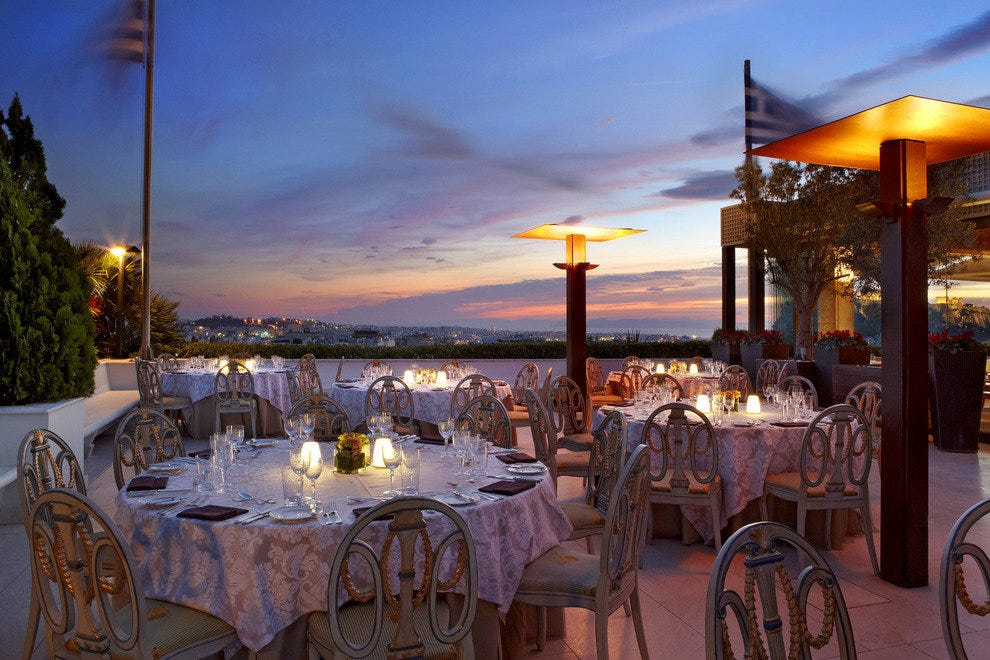 10 best hotel restaurants a true bucket list of greats for Food 101 bar bistro