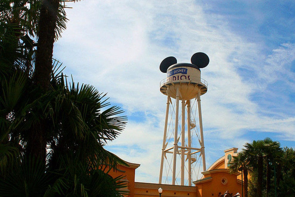 Walt Disney Studios Park In Paris