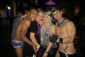 from Layne gay night club in dc