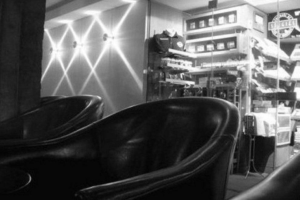 斯托吉斯雪茄酒廊