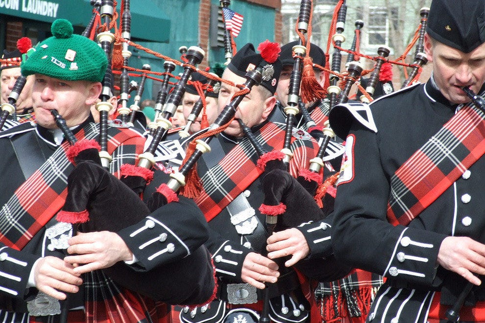 South Boston St Patrick's Day Parade