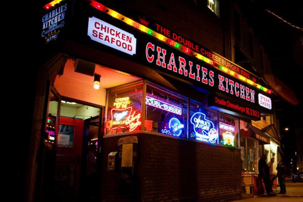Charlie S Kitchen Harvard