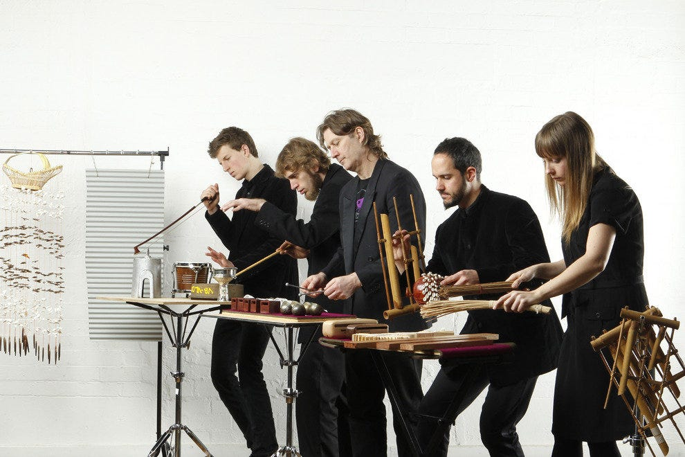 Speak Percussion to perform in 2013