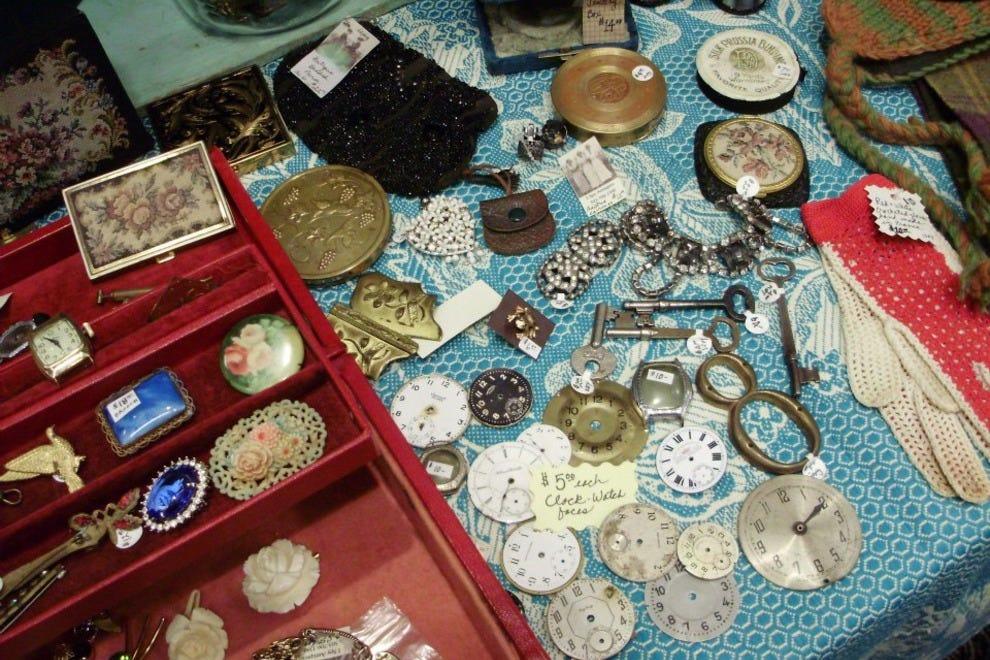 Plucky Maidens treasures