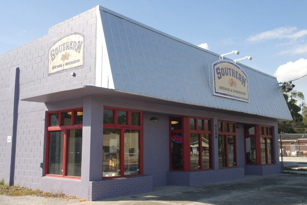 Southern Brewing and Winemaking
