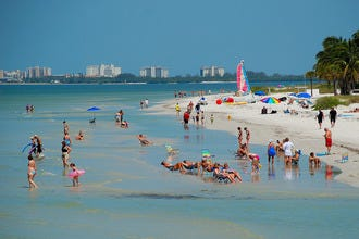 Indeed Sarasota Fl >> Fort Myers Beaches: 10Best Beach Reviews