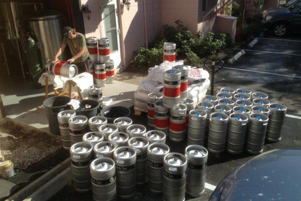 七阳啤酒厂