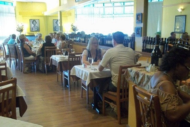 Gio's Italian Restaurant: Tampa Restaurants Review - 10Best Experts and  Tourist Reviews