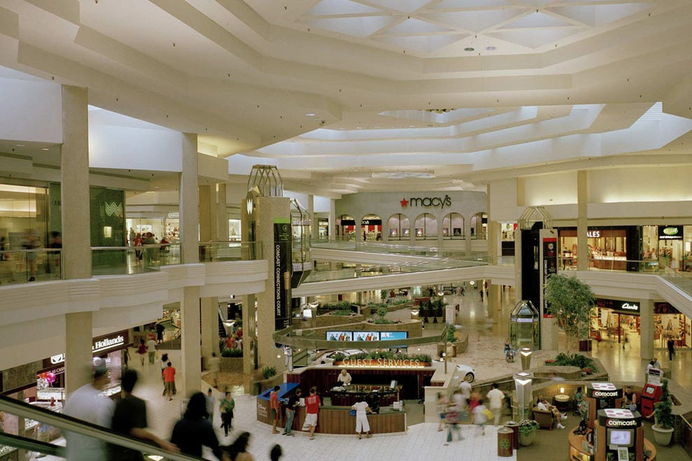 ... To Build The Perfect Shopping Mall, What Would You Include? Why