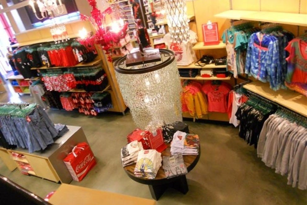Coca cola clothing store Girls clothing stores