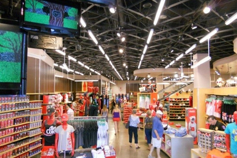 The Coca-Cola Store, Las Vegas: Las Vegas Shopping Review ...