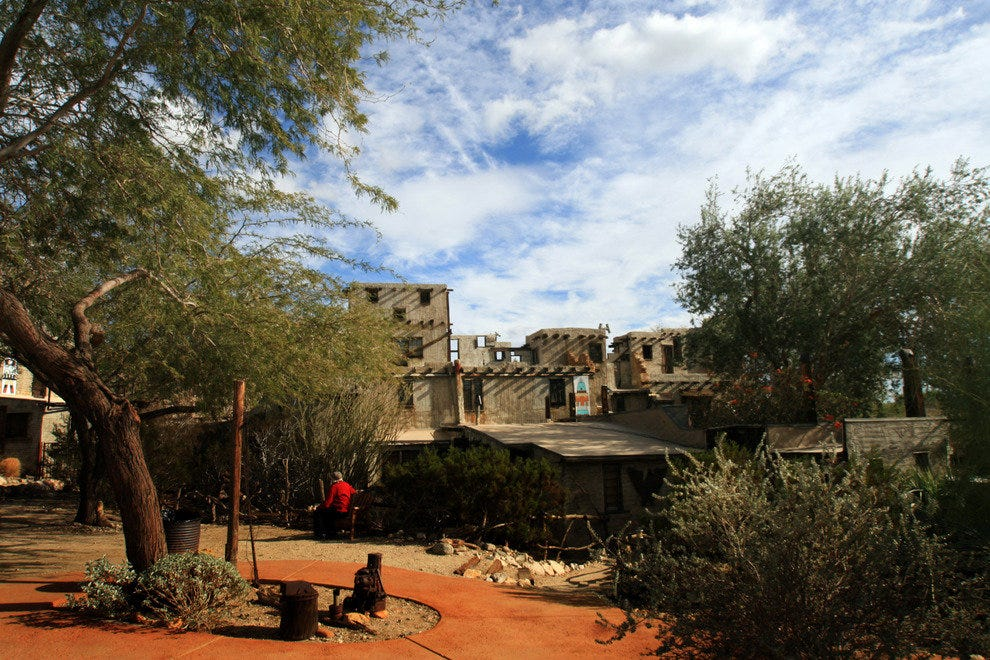 Step Back in Time at Cabot's Pueblo Museum