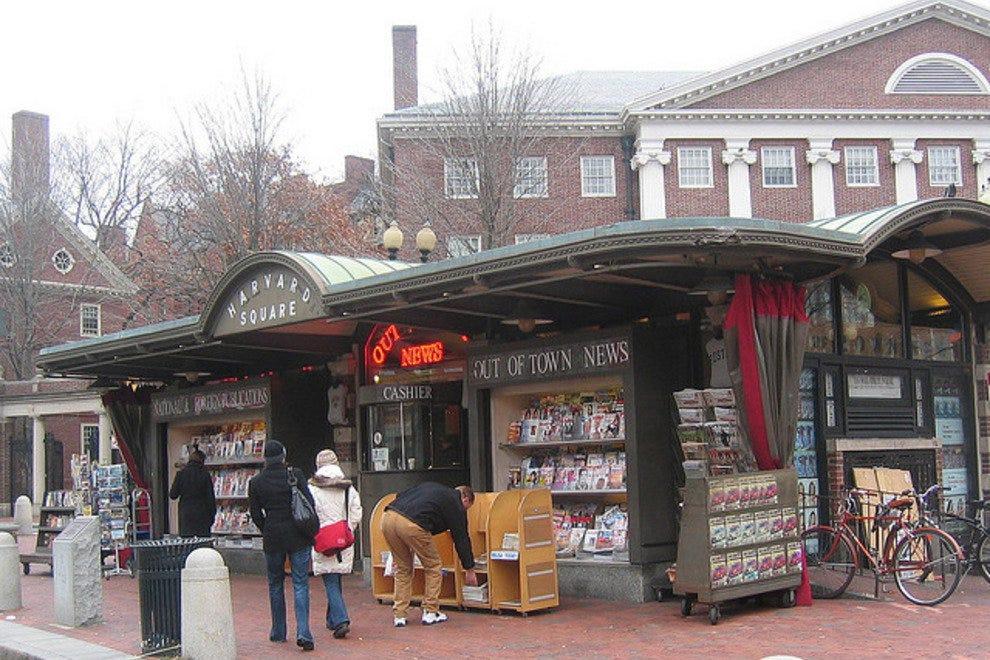 Craft Store Harvard Square