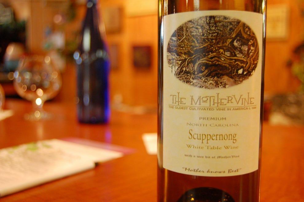 North Carolina wine