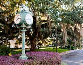 10Best Visits Romantic Southern Cities in Spring