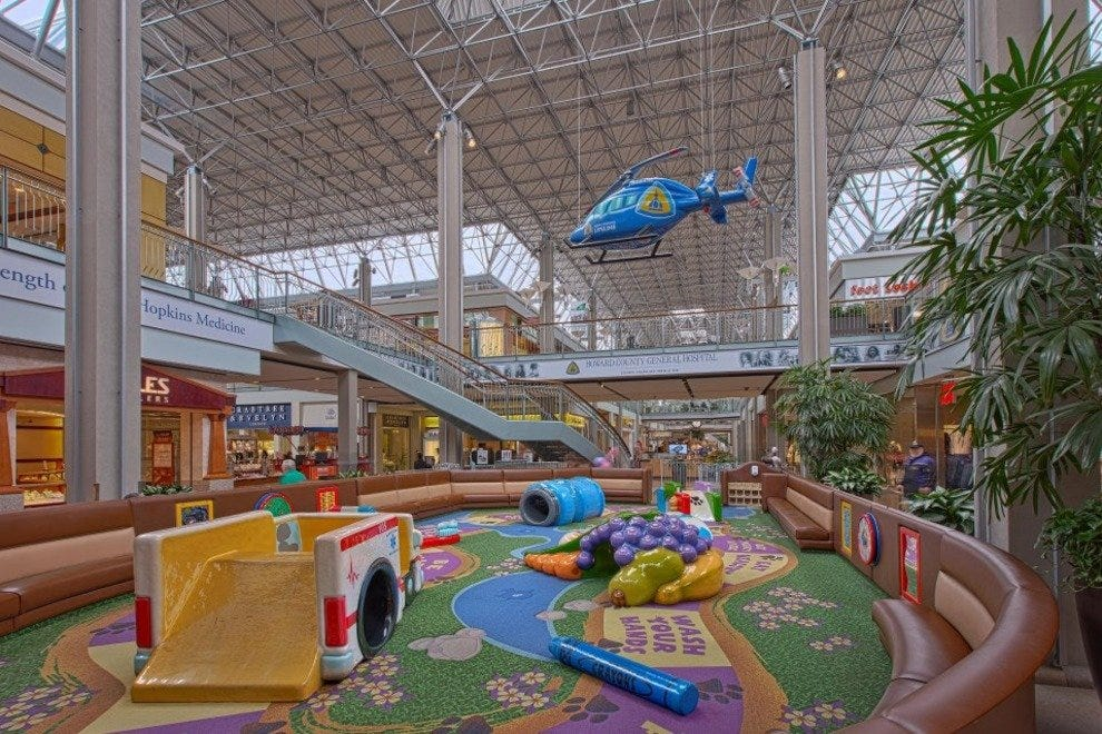 Kids Play White Marsh Mall
