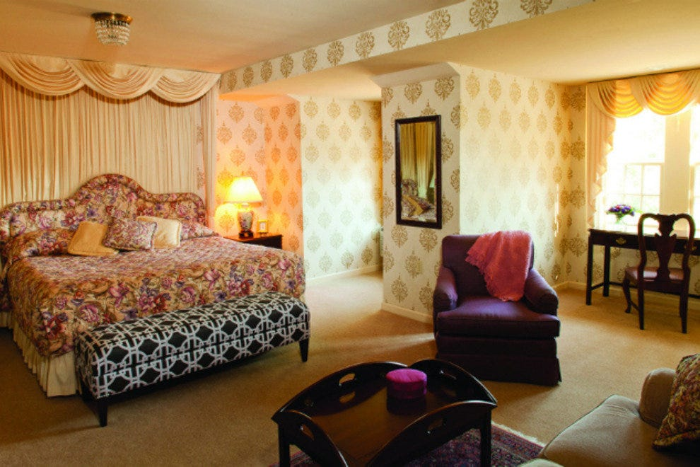 Relax at Carnegie Inn and Spa