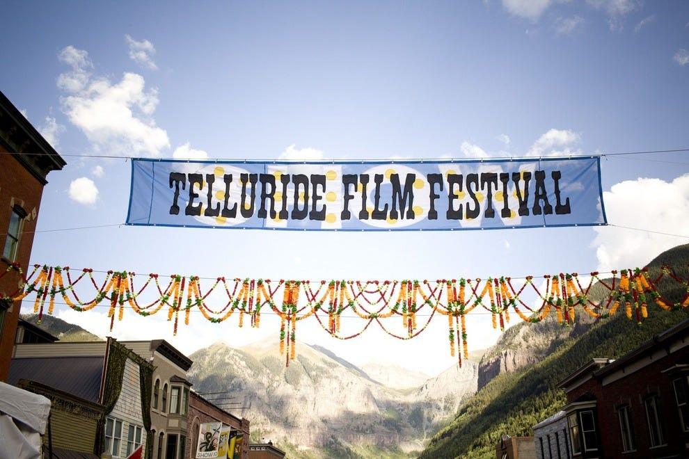 Film Festival banner