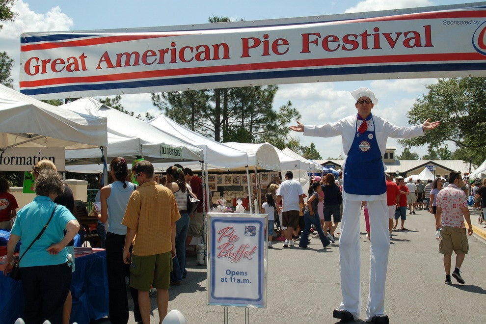 "Pie may seem like quintessential Americana but actually, says Hoskins, ""it goes back to ancient Greek and Roman times."""