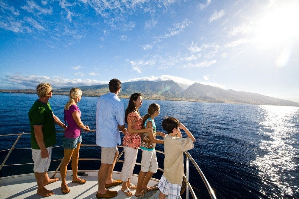 Maui - Best Whale-Watching in Hawaii