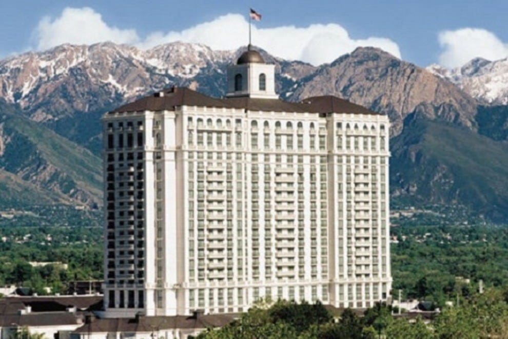 Carlton Hotel Salt Lake City Reviews
