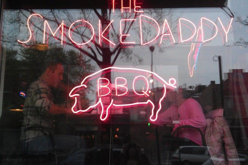 The Smoke Daddy