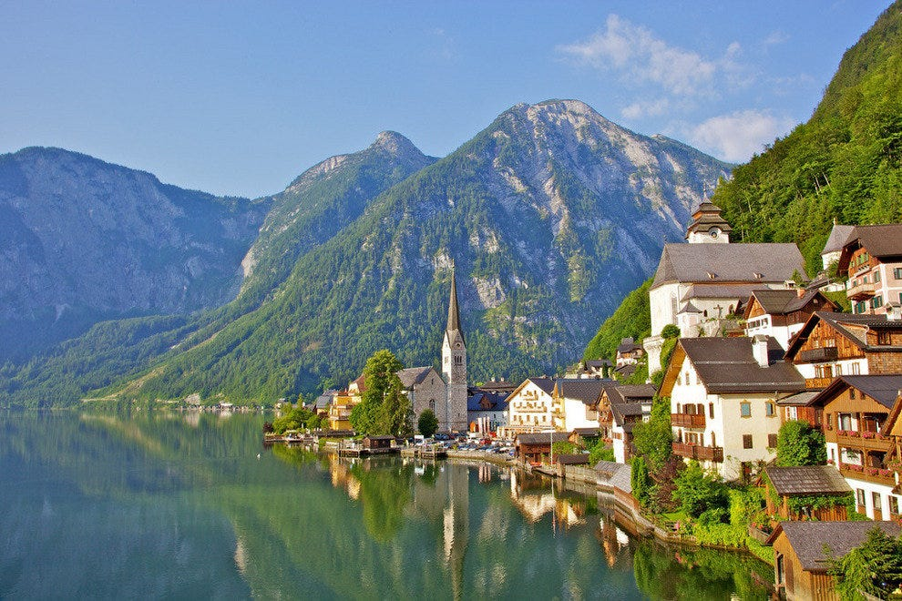 These are 10 of the most beautiful lakes in Europe