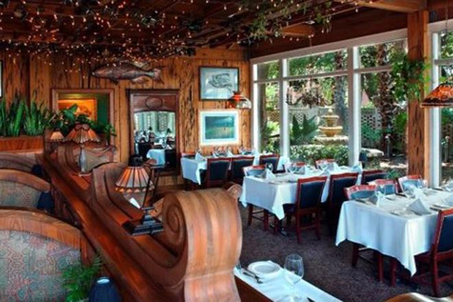 Charley S Steak House And Market Fresh Fish Tampa