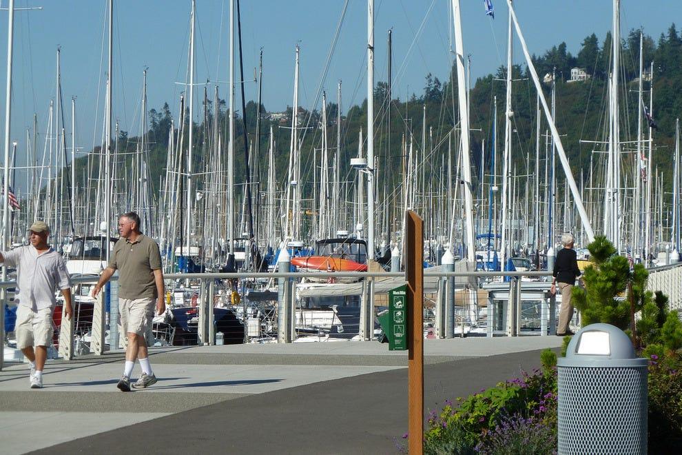 Best Restaurants In University Of Washington Seattle