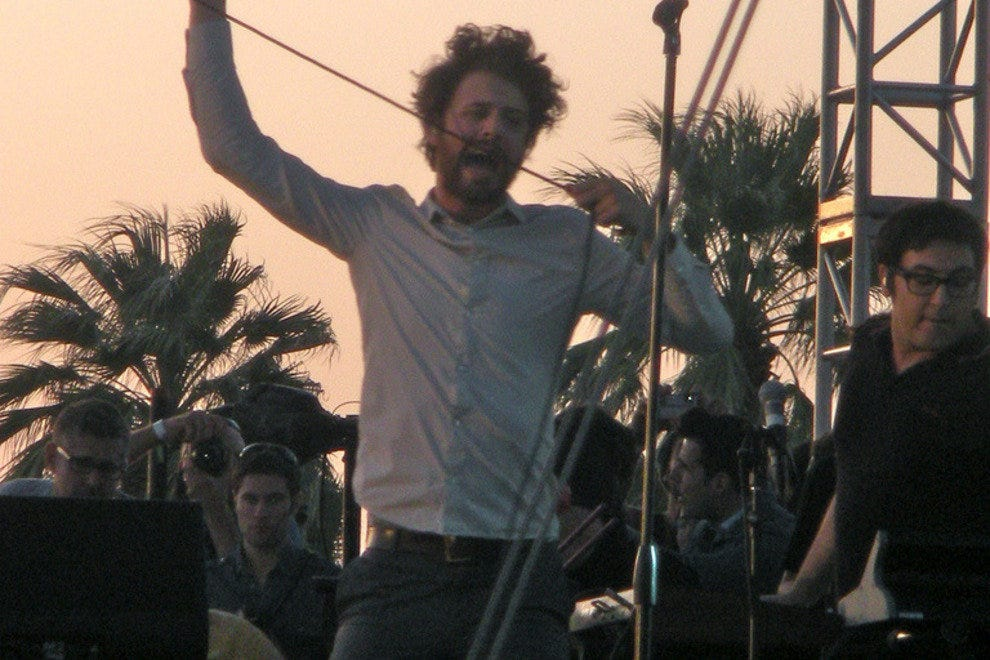 Passion Pit performs at Coachella