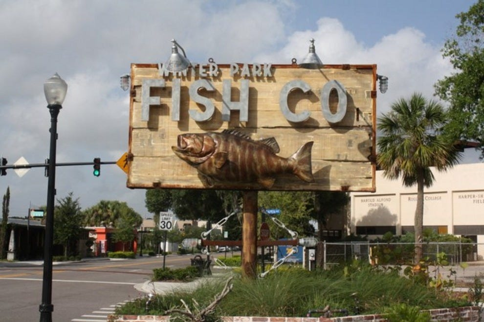 Winter Park Fish Company Orlando Restaurants Review