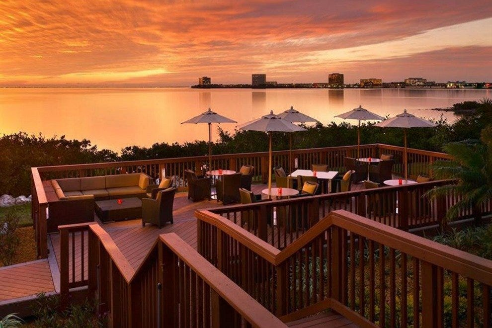 Waterfront Restaurants Tampa Bay Fl