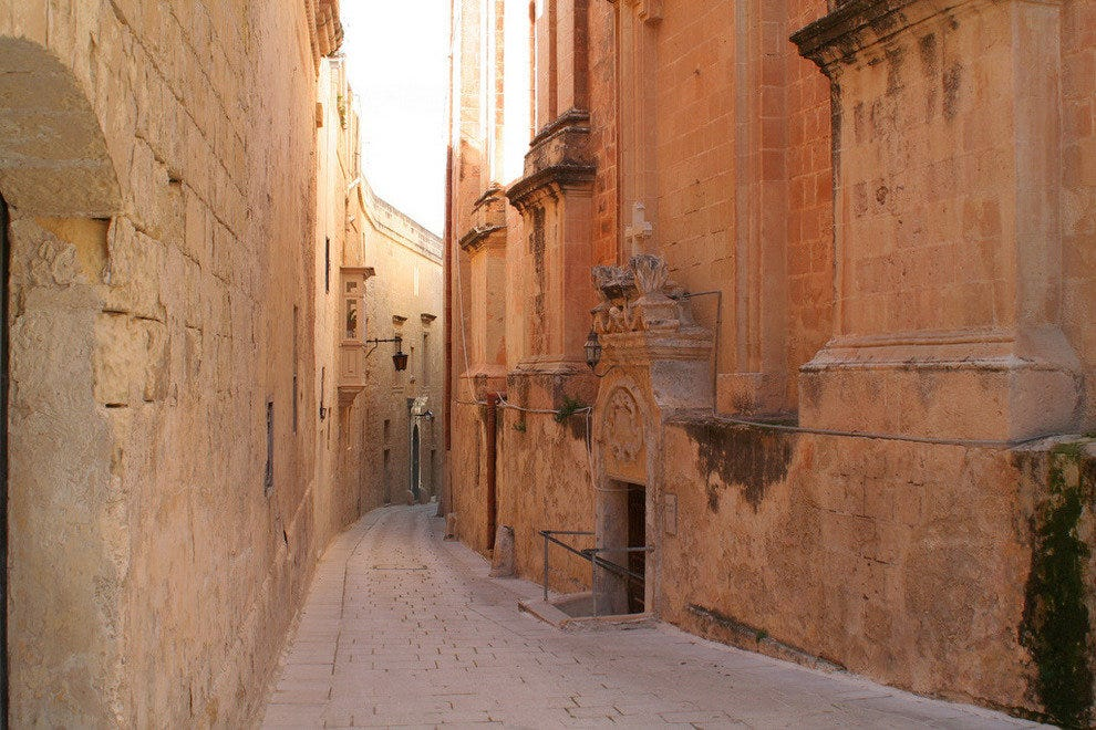 King's Landing and Qarth in Mdina