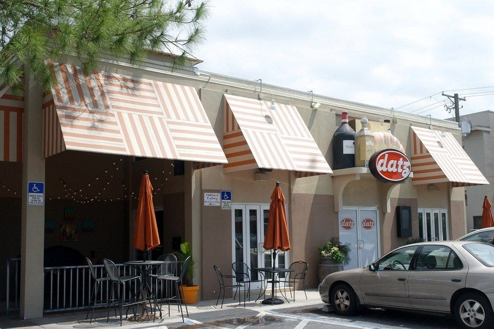 Datz tampa restaurants review 10best experts and for Select motors of tampa tampa fl