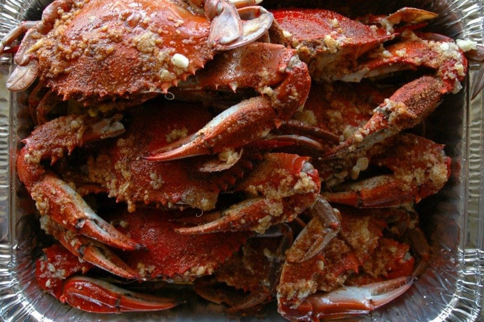 Crab Restaurants Near Orlando