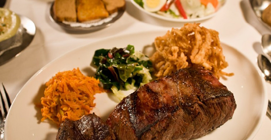 Bern S Steak House Tampa Restaurants Review 10best